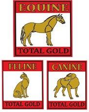 Equine Total Gold Supplement Logo